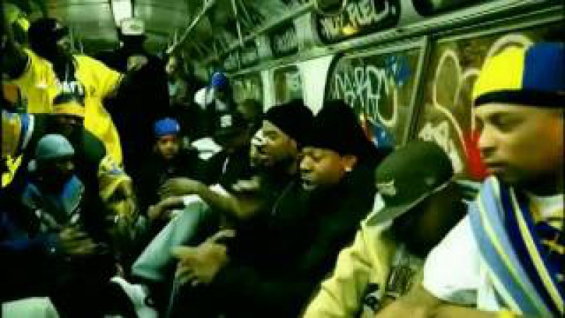 Method Man ft. Busta Rhymes - Whats Happenin *Uncensored* [Official video]