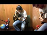 Feder Feat. Lyse - Goodbye - Acoustic Percussive Fingerstyle Guitar Cover By Milo