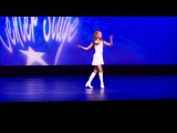 Maddie Zieglers tap solo - You go-go, girl.