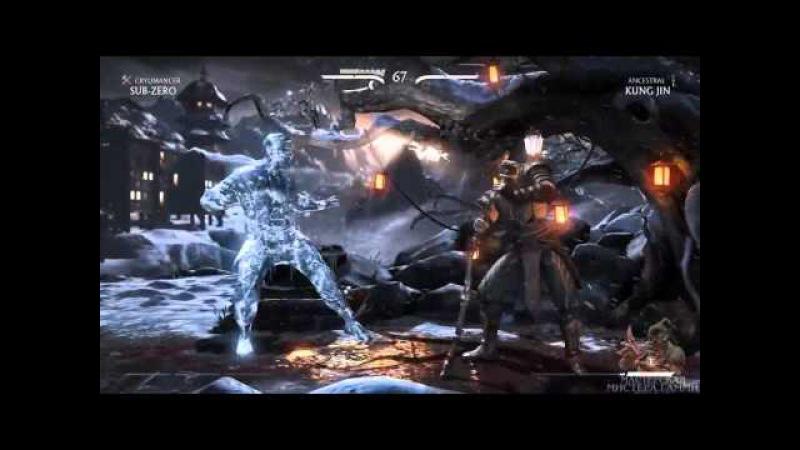 Mortal Kombat X - Story Mode - Chapter 3 (Sub Zero) [MRGAMMI]