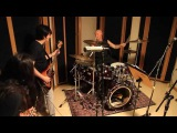 RIFF RAFF - ACDC's drummer CHRIS SLADE jamming with brazilian musicians