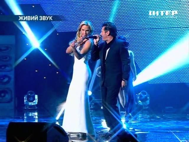 Kamaliya Thomas Anders - No Ordinary Love (Live on Yuna , Ukraine 12.02.2012)