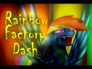 Rainbow Factory Dash {MLP Speedpaint}