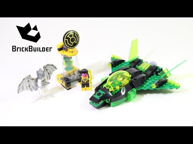 Lego Super Heroes ЗЕЛЕНЫЙ ФОНАРЬ И БЭТМЕН ПРОТИВ СИНЕСТРО Экономия 595 р