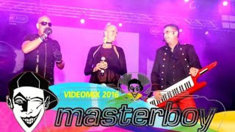 MASTERBOY ♛ Megamix 2016 ♛ 22 Hits (1990-2002)