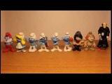 Смурфики-2 2013 (The Smurfs 2), Киндер Сюрприз