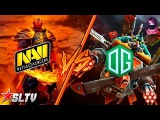 EPIC Highlights Na'Vi vs OG Dota2 #3 (bo3) | SLTV Season 13 EU  (01.12.2015)