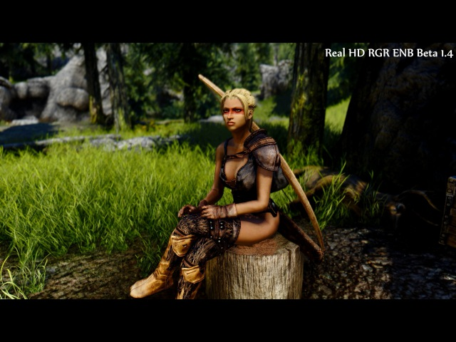 The Elder Scrolls V: Skyrim (PC) 4K - Real HD RGR ENB Beta 1.4