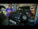 Discovery Channel  Махинаторы Автодилеры 2014-2015 Mercedes Benz G - Класс