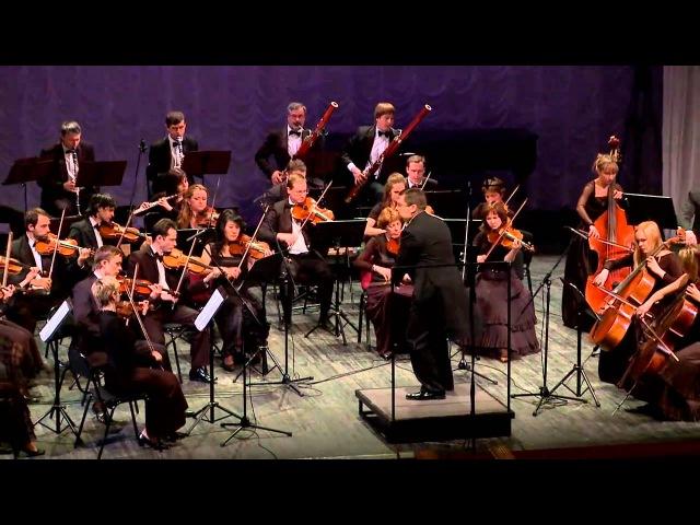 W.A. Mozart - Symphony No. 40 g-moll - I