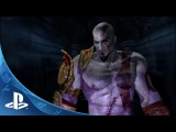 God of War III Remastered - Kratos vs Hades Boss Battle PS4