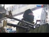 В аэропорту Донецка работает экскурсовод с пулеметом