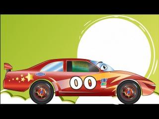 ✔ Un Camión Monstruo. Caricaturas de carros. Carritos Para Niños. Tiki Taki Coches ✔