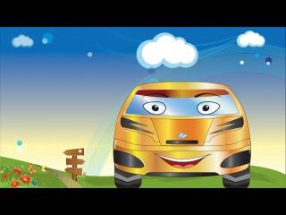 ✔Arabalar çizgi filmleri türkçe. Yarış arabası. Akıllı arabalar. Tiki Taki çizgi filmleri ✔