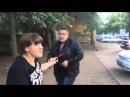Девушка наказывает своего парня за измену