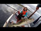 Рыбалка в Норвегии.