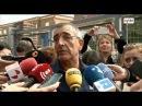 La reina Sofía destaca el papel de los voluntarios del Banco de Alimentos de Valladolid
