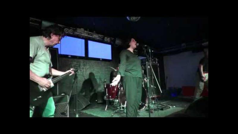 Uzeda Live a Roma con Shellac Blackout 2015-05-25