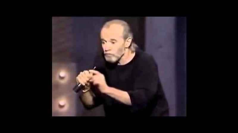 George Carlin About Rape » Freewka.com - Смотреть онлайн в хорощем качестве