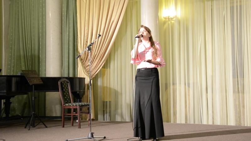 Мария Полунина-Молитва (сл. и муз. протодиакона М. Спельника)