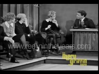 Andy Warhol Edie Sedgwick Interview (Merv Griffin Show 1965)