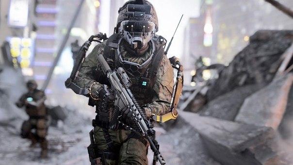 call of duty 11 advanced warfare обзор