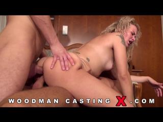 Woodman Casting X - Трахнул кучеряшку Angel Diamonds