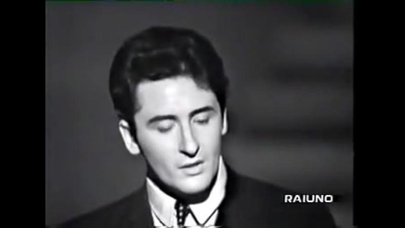 Pino Donaggio. 1966 г. Италия.