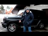 Обзор. Mercedes-Benz Gelandewagen G 63 AMG 5.5 V8 BiTurbo 544 л.с.