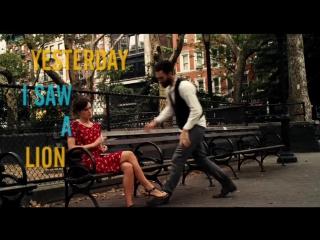 [Хоть раз в жизни \ Begin Again](2014) Adam Levine - Lost Stars
