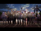 Angel Beats! / Ангельские ритмы (ED) Creditless / без титров