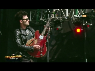 02 - Bad Blood - BRMC - Live @ Maquinaria Festival [Nov. 12] (Fixed Audio)