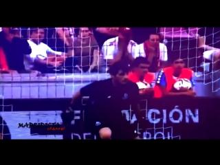 Сейв Касильяса 2015 с пенальти в матче с Валенсия - Порту 0-0 Валенсия