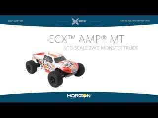 ECX 1/10 AMP MT 2WD Monster Truck RTR