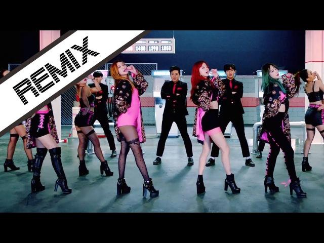 EXID - Hot Pink   Areia Kpop Remix 205