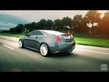 "Cadillac CTS-V  ""650hp Coupe""  Vossen CVT"