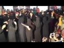 Танец девушек на свадьбе, ОАЭ, Дубай Dubai marriage muslims girls dance
