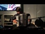 Под небом Парижа  - французский вальс Жиро. (french music - accordion)
