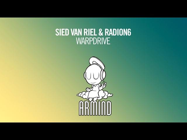 Sied van Riel Radion6 - Warpdrive (Original Mix)