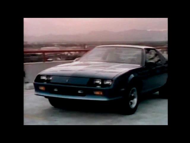 Chevrolet Camaro Iroc-Z 1986 Commercial