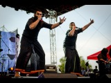 Bhayanak Maut  The Black Metal Raghu Dixit Project -- Ungentle + The Becoming (Nh7 BLR 2012) HD