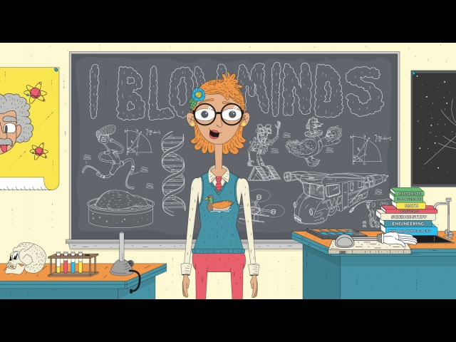The Art of Mind Blowing Why We Need More Teachers Official Music Video
