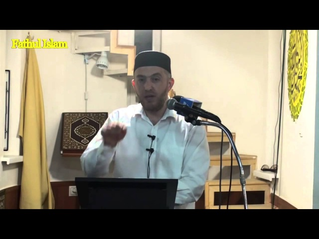 Разговор Посланника Аллаха с Иблисом - Абдулла Хаджи 1 часть