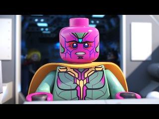 LEGO Marvel Новые Мстители - Эпизод 2