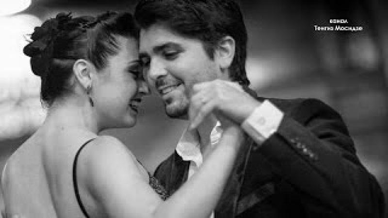 """Milonga del recuerdo"". Ariadna Naveira and Fernando Sanchez. Танго фестиваль ""Ночи Милонгеро"" 2015"