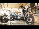 Кастом скутер Yamaha TMax от RSD Hyper
