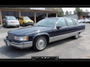 1994 Cadillac Fleetwood Brougham Start Up Exhaust and In Depth Review