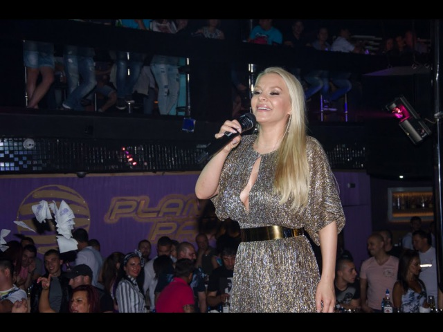 Party with DESISLAVA Live at Grand Opening PLANETA PAYNER Sunny Beach 23 05 2015