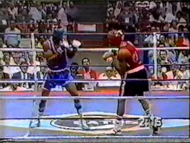 Shannon Briggs vs Felix Savon - Amateur Contest - Rare Footage Of The Cannon