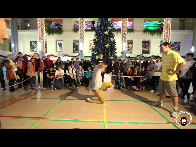 SMOKY.B VS LEMON \ BREAKING FINAL \ GROM 2014